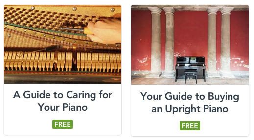 Pianolobby Piano Guides