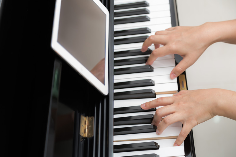 Will the printed score ever be replaced by electronic devices?