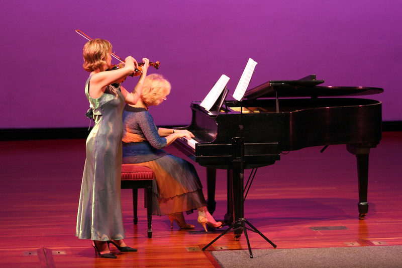 What does an accompanist do?